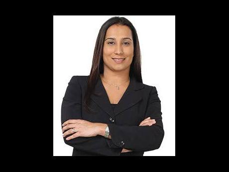 Aditi Dhiman, executive, The Jamaica National Group Loyalty Programmes.