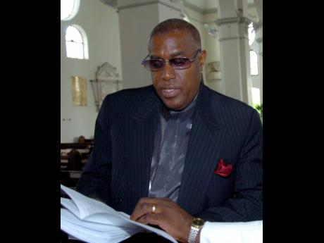 Colin Leslie, former managing director of the Tuff Gong Group of Companies.