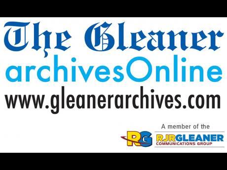 Gleaner Archives Logo