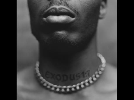 This image released by Def Jam shows 'Exodus', by DMX, which will be released on May 28. DMX died last month at age 50.