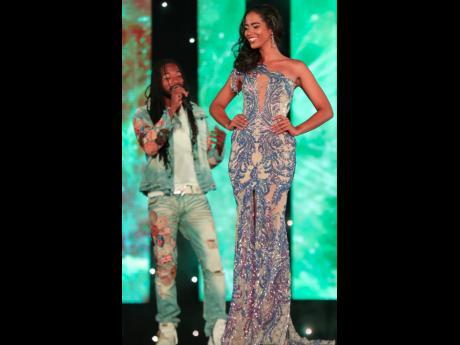 Iana Tickle Garcia, Miss Universe Jamaica 2019