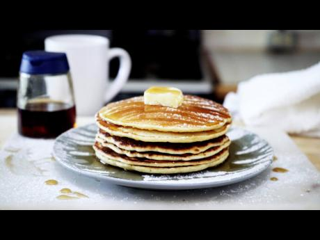 His buttermilk pancakes make for an incredible breakfast option for you and your family.