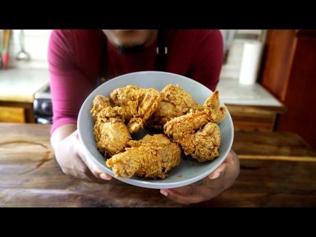 A closer look at Cowan's attempt to make Kentucky Fried Chicken.