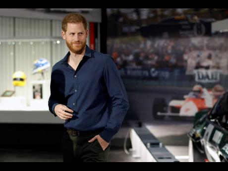 In an episode of the 'Armchair Expert' podcast broadcast on Thursday, Prince Harry compared his royal experience to being on 'The Truman Show' and 'living in a zoo'.