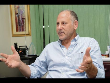 Jamaican Teas Limited CEO John Mahfood.
