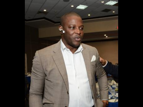FLOW Jamaica Country Manager Stephen Price.