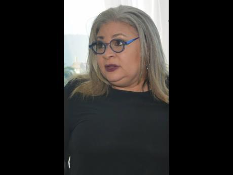 Managing director of Spectrum Management Authority, Dr Maria Myers-Hamilton.