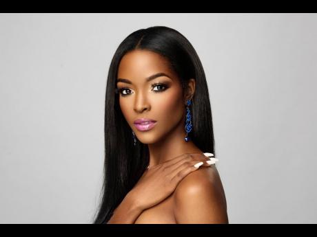 Miqueal-Symone Williams has made it to the top 21 of the Miss Universe pageant.