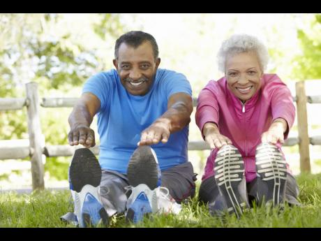 Exercising regularly is beneficial to managing hypertension.