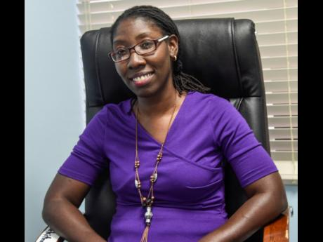 Dr Julia Rowe Porter, medical epidemiologist at the health ministry's Non-Communicable Disease & Injury Prevention Unit.