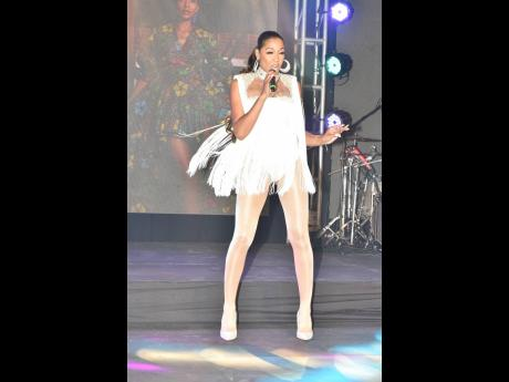 IRAWMA co-host D'Angel performs her latest single, 'Good Gal'.
