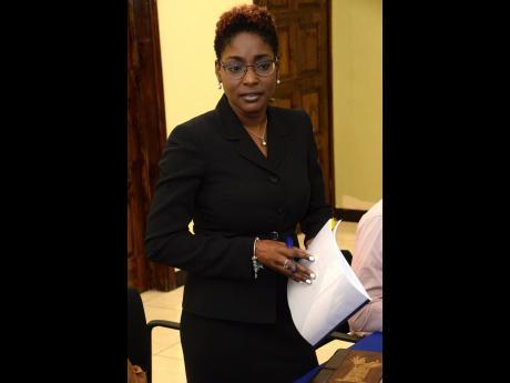 Auditor General Pamela Monroe Ellis.