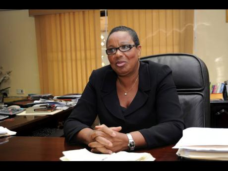 Sharon Donaldson, managing director of General Accident Insurance Company.