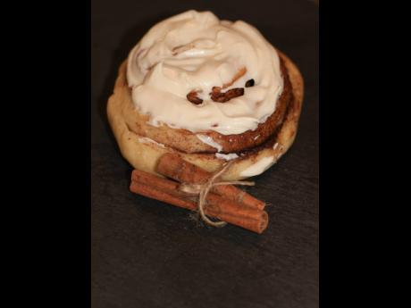 Cinnamon has been proven to relieve digestive discomfort. What tastier way to have it than wrapped in dough?