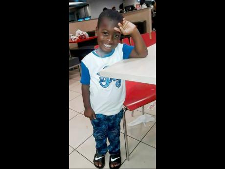 Jadaine Miller, the six-year-old who was fatally shot in Westmoreland last week.