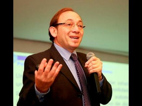 Ricardo Sanchez, senior economic affairs officer of the Economic Commission for Latin America and the Caribbean.