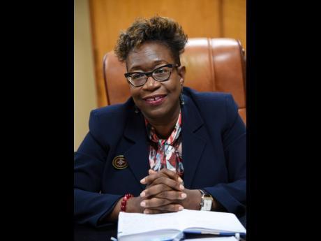 Paula Llewellyn, Jamaica's chief prosecutor.
