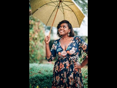 Jamaican blues singer Nazila Indira Mais is currently pursuing her music career in France.