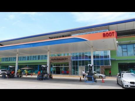 Located in Drax Hall, St Ann, the Boot service station is said to be one of the island's largest, offering a diversity of services, including a supermarket, pharmacy and a call centre.