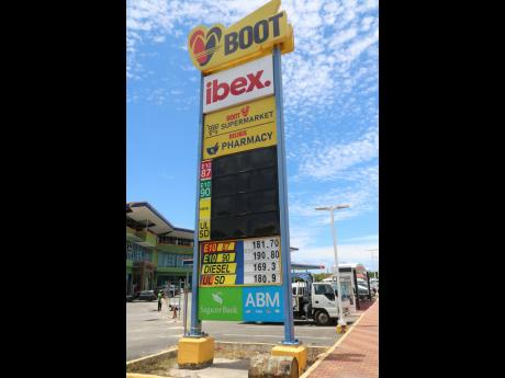 A popular fast food franchise outlet will soon be among the facilities offering services by Boot Service Station in Drax Hall, St Ann.