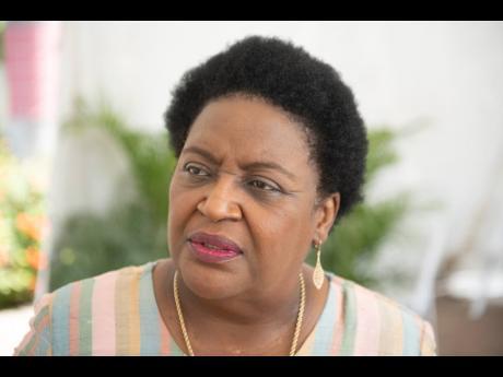 Political Ombudsman Donna Parchment Brown.
