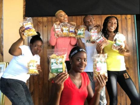 A Fi Mi Snacks now has a staff complement of five.
