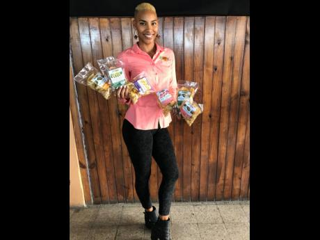 Adrianna Bryan, chief executive officer of A Fi Mi Snacks, first tried her hand at making breadfruit chips at a backyard barbecue in 2017. When the pandemic hit, she decided to give them another try.Adrianna Bryan, chief executive officer of A Fi Mi Snacks
