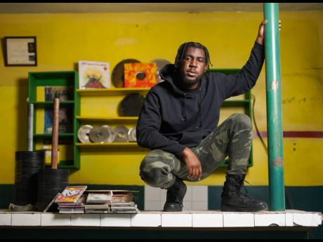 In hip-hop and rap circles in Canada, Solomon Marley-Spence is known as 'King Cruff'.