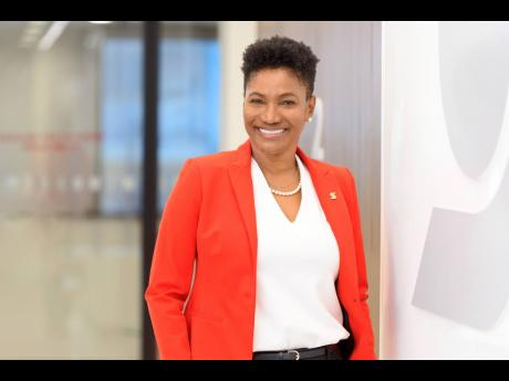 Audrey Tugwell Henry, President & CEO Scotia Group Jamaica Limited.