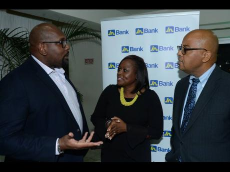 Andrew James, chairman of the Real Estate Board of Jamaica.