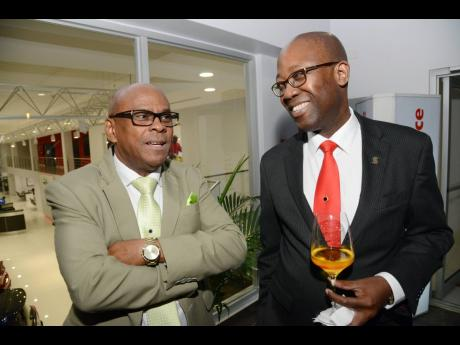 Chairman & CEO of Caribbean Assurance Brokers Limited, Raymond Walker.