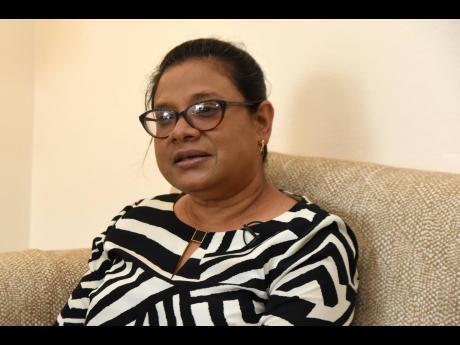 Dr Jacquiline Bisasor-McKenzie, Jamaica's chief medical officer.