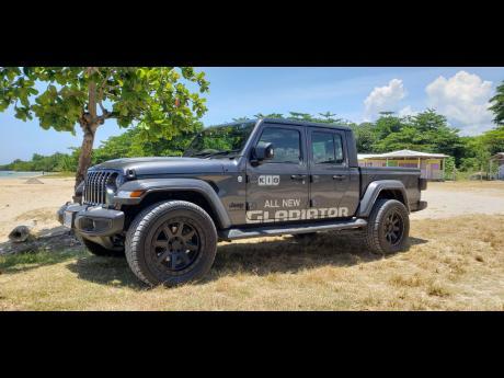 2021 Jeep Gladiator.