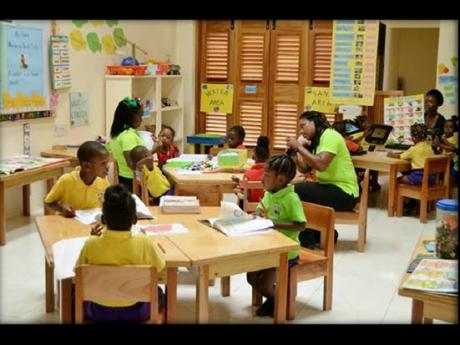 Sav Inclusive now has 136 children enrolled in preschool through to grade one, and a staff complement of 25