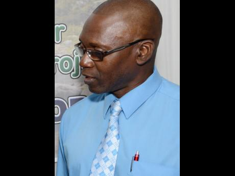 Herbert Thomas, senior hydrologist and former managing director of the WRA.