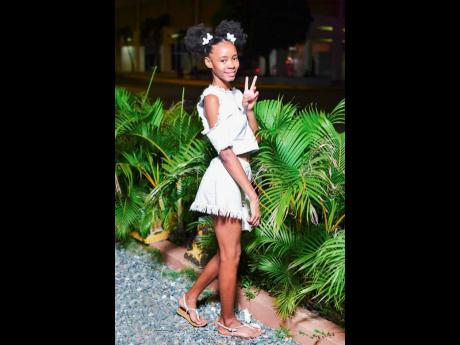 Damoya Hall was shot and killed by gunmen on Third Street in Trench Town on Sunday.