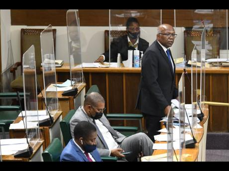 Dr Morais Guy on Tuesday takes charge of the seat where the scandal-scarred George Wright sat last week, sparking a mini row in the House of Representatives after Wright formally became an independent member of parliament. The Opposition has insisted that