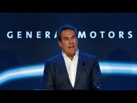 President of General Motors, Mark Reuss.