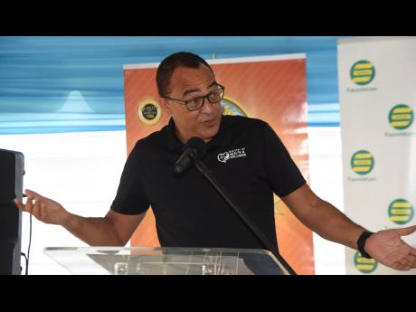 """Christopher Tufton: """"We are forced to prioritise the most vulnerable who are due to get their second dose."""""""