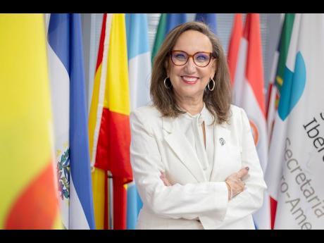 Rebeca Grynspan, secretary general of UNCTAD.