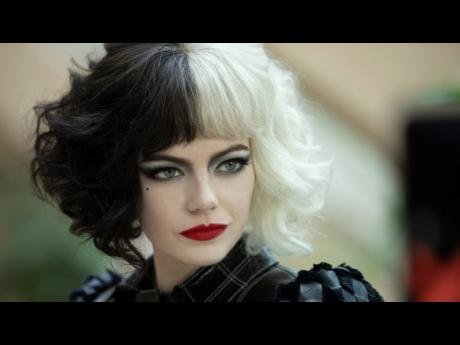 Academy Award winner Emma Stone ('La La Land') stars in Disney's ''Cruella', an all-new live action feature film about the rebellious early days of one of cinema's most notorious – and notoriously fashionable – villains, the legendary Cru