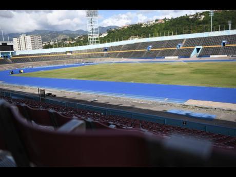 The National Stadium.