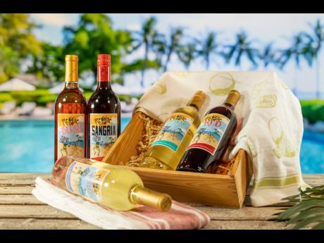 The founders of Reggae Wine describe their collection of wines as 'a reggae party in a bottle'.