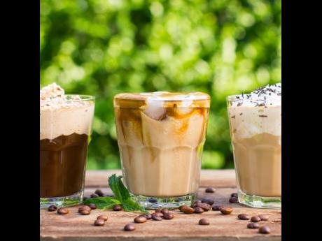 Whether French Vanilla, Caramel Macchiato, Hazelnut or Mocha, adding your favourite flavours is a great way to change things up.