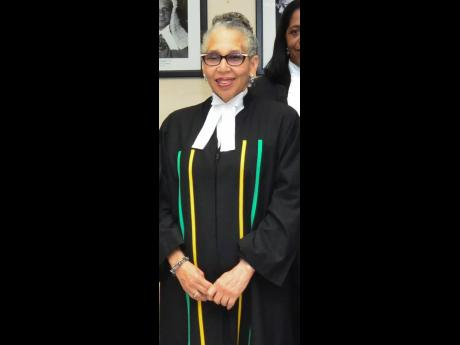 Retired judge, Justice Hilary Phillips.