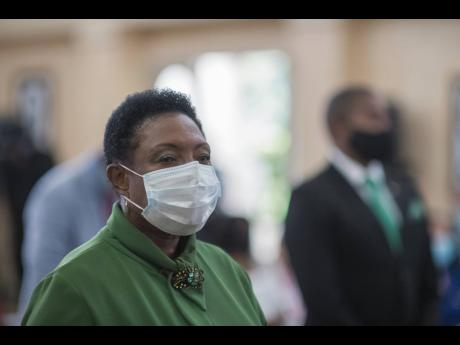 Olivia 'Babsy' Grange, minister of culture, gender, entertainment and sport, said that the decision to hold off on the physical gathering is partly due to the current state of the pandemic.