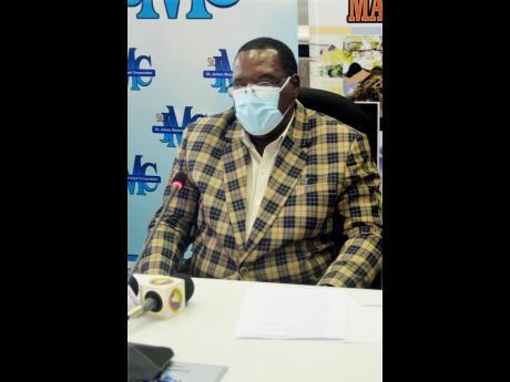 Montego Bay Mayor Leeroy Williams