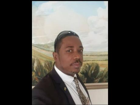 Sergeant Marlon Smith, who died in an accident in Trelawny yesterday.