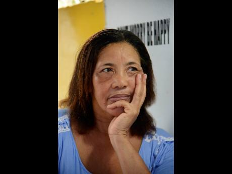 Embattled PNP activist Karen Cross.
