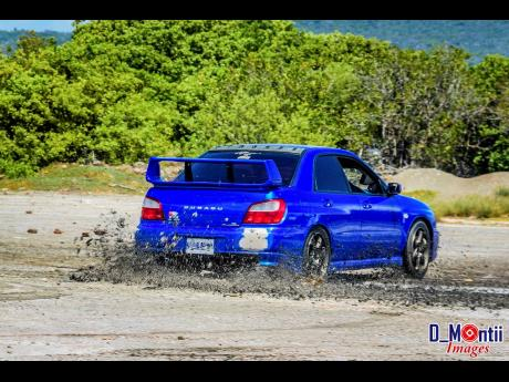 Sometimes you have to take a WRX back to its natural habitat, which is off road.
